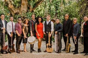First Friday Sip & Stroll featuring Bay Kings Band