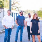 First Friday Sip & Stroll featuring Bleu Burden