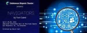 Tallahassee Hispanic Theater presents Navigators: A Comedy
