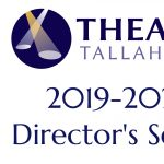 Looking for Directors for 2019-2020 Theatre Season