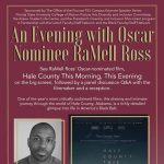 An Evening with Oscar Nominee RaMell Ross
