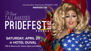 Miss Tallahassee PrideFest 2019 Pageant