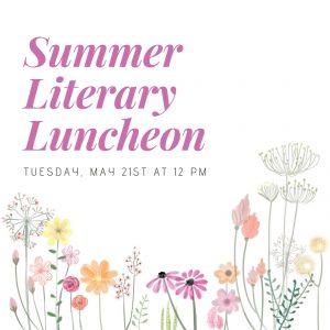 Summer Literary Luncheon