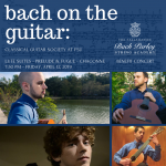 Bach on the Guitar - Bach Parley String Academy Benefit Concert