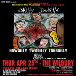 Okilly Dokilly w/ Bear Ghost, Unico & Feedlot