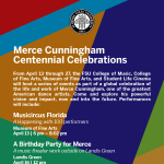 Collaborations: MoFA Celebrates the Merce Cunningham Centennial