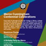 Collaborations: MoFA Celebrates the Merce Cunningham Centennial