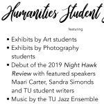 Humanities Student Showcase
