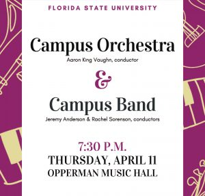 Campus Orchestra and Campus Band