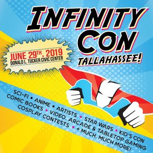 Infinity Con Tallahassee