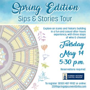 Sips & Stories Tour Spring Edition