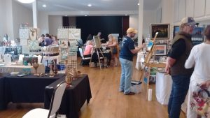 Artists Overflow - A Sale of Artwork and Art Supplies