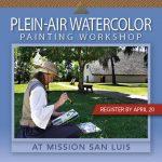 Plein-Air Watercolor Painting Workshop