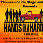 "Spring Musical - ""Hands on a Hardbody"""