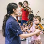 Beginning Violin Camp