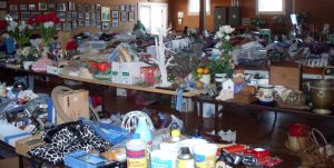 22nd Annual Rummage Sale