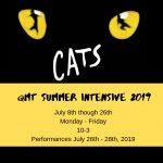 """""""Cats"""" Summer Intensive QMT"""