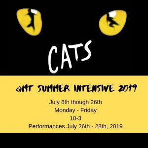 """Cats"" Summer Intensive QMT"