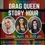 Drag Queen Story Hour: Pridefest Edition
