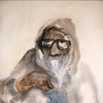 """Opening Reception for """"Portraits in Passing"""" by Ann Kozeliski at Jefferson Arts Gallery"""