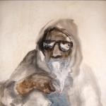 """Portraits in Passing"" by Ann Kozeliski at Jefferson Arts Gallery"