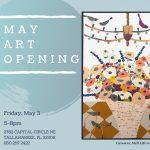 May Art Opening