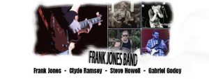 Eighth Anniversary of Food Truck Thursday with Frank Jones Band