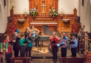 Bach Parley Spring Concert & Annual Reception