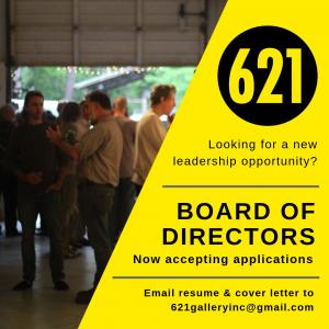 Seeking Board Members