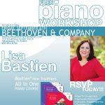 Bastien Piano Workshop