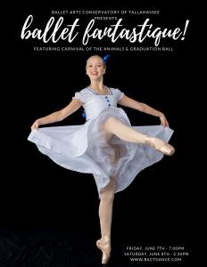 Ballet Fantastique!