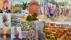 Call for Artists - Senior Artist Showcase