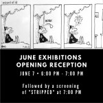 June Exhibitions Opening Reception