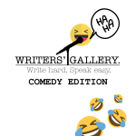 Writer's Gallery: Comedy Night