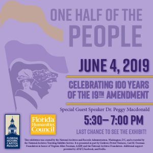 Celebrate the 19th Amendment Passage Centennial