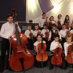 Tallahassee Homeschool String Orchestra Spring Concert