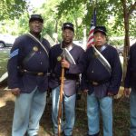 Walk Through Living History Parade and Day in the Park
