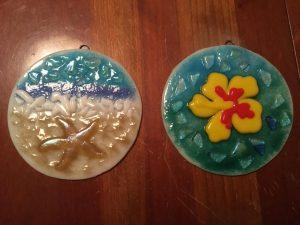 Fun with Fused Glass - Suncatchers & Ramikins - Tallahassee