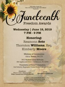 Juneteenth Freedom Awards