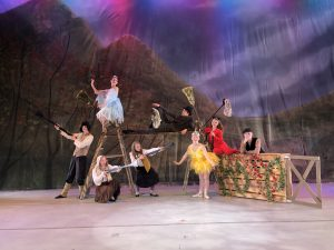Pas de Vie Ballet's Children's Performance