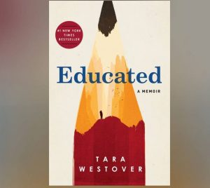 May Book Club - Educated by Tara Westover