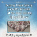 Oglesby Union presents the artwork of April Cluess