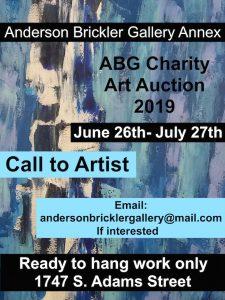 Call for Artist Work
