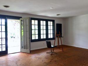 LeMoyne Arts has artist studios for rent