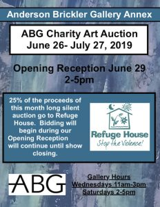 ABG Charity Art Auction