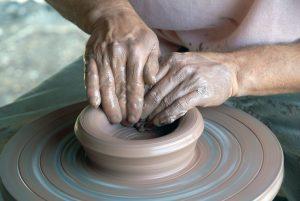 Hand Building & Wheel Throwing (Intermediate &...
