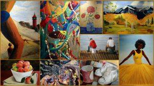 Art Reception - Creativity in Oils & Acrylics
