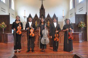 Javacya Summer String Workshops at Freedom Church