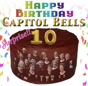 Capitol Bells 10th Anniversary Concert at Westminster Oaks