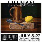 Liu Nan: Still Lives and Landscapes